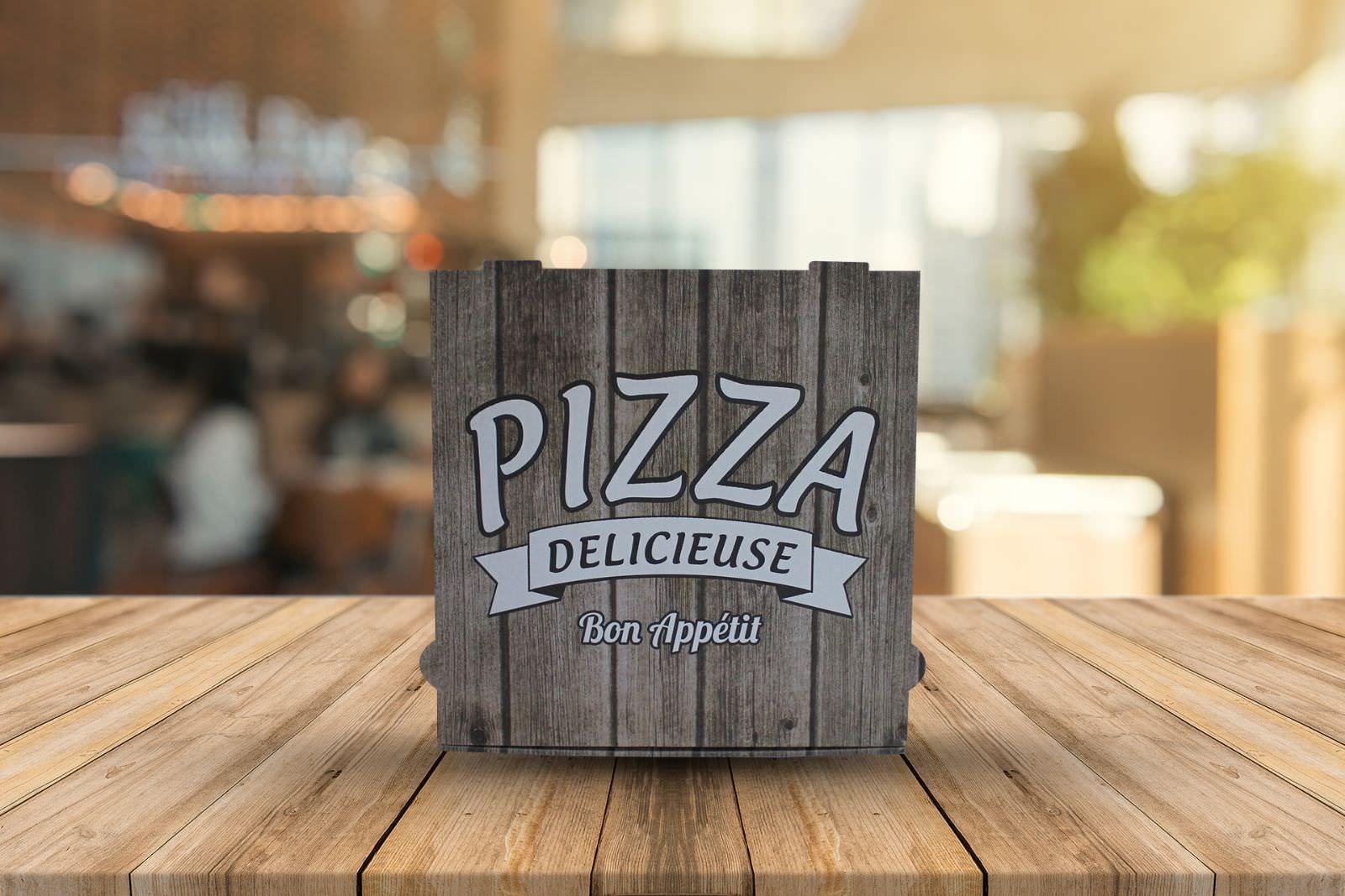 Pizza Boxes: 30*30*4