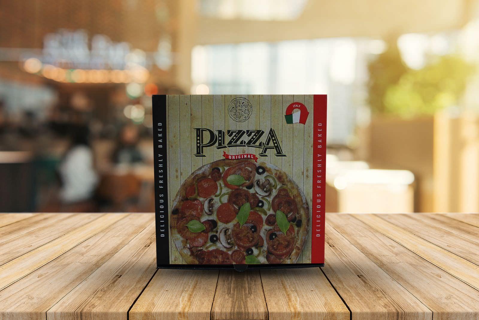 Pizza Boxes: 32*32*4
