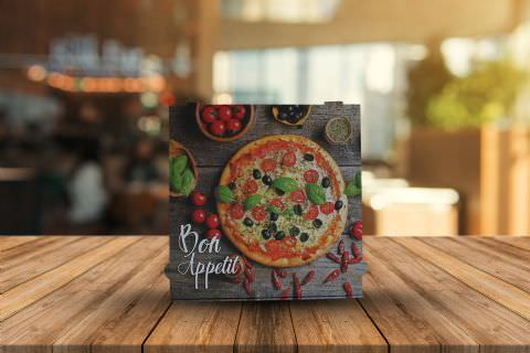 Pizza Boxes: 20*20*4
