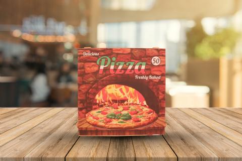 Pizza Boxes: 50*50*5