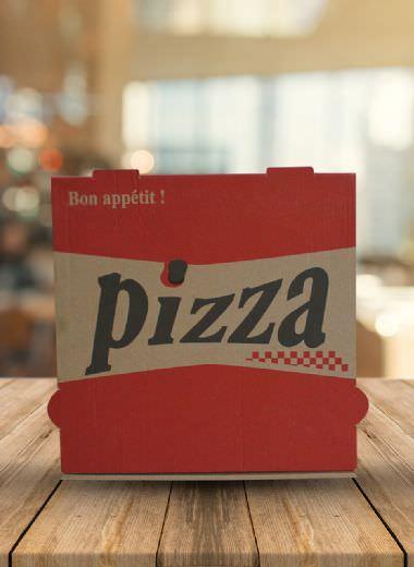 Pizza Boxes: 24*24*4