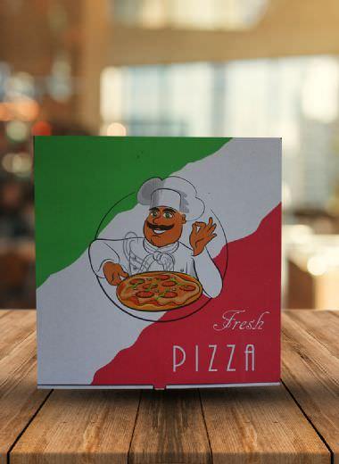 Pizza Boxes: 40*40*4
