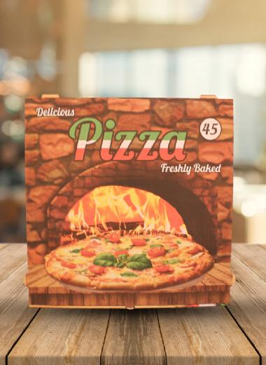 Pizza Boxes: 45*45*5